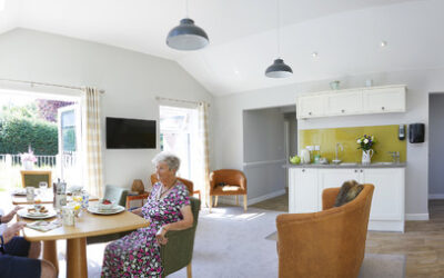 Orchard House is now a Care Home